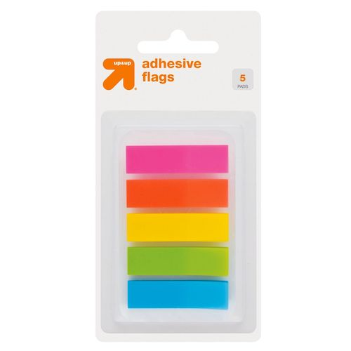 Target Up&Up 150-Count Adhesive Flags