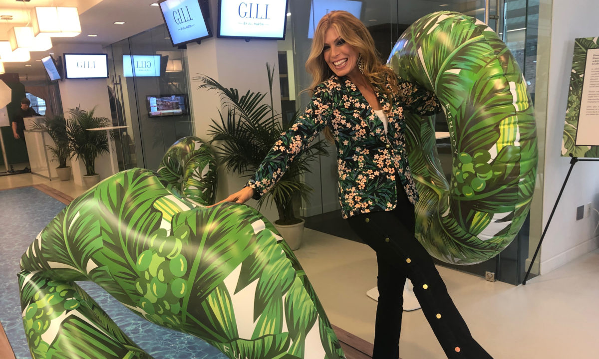 Jill Martin's New G.I.L.I Home Collection Is Chic And Affordable