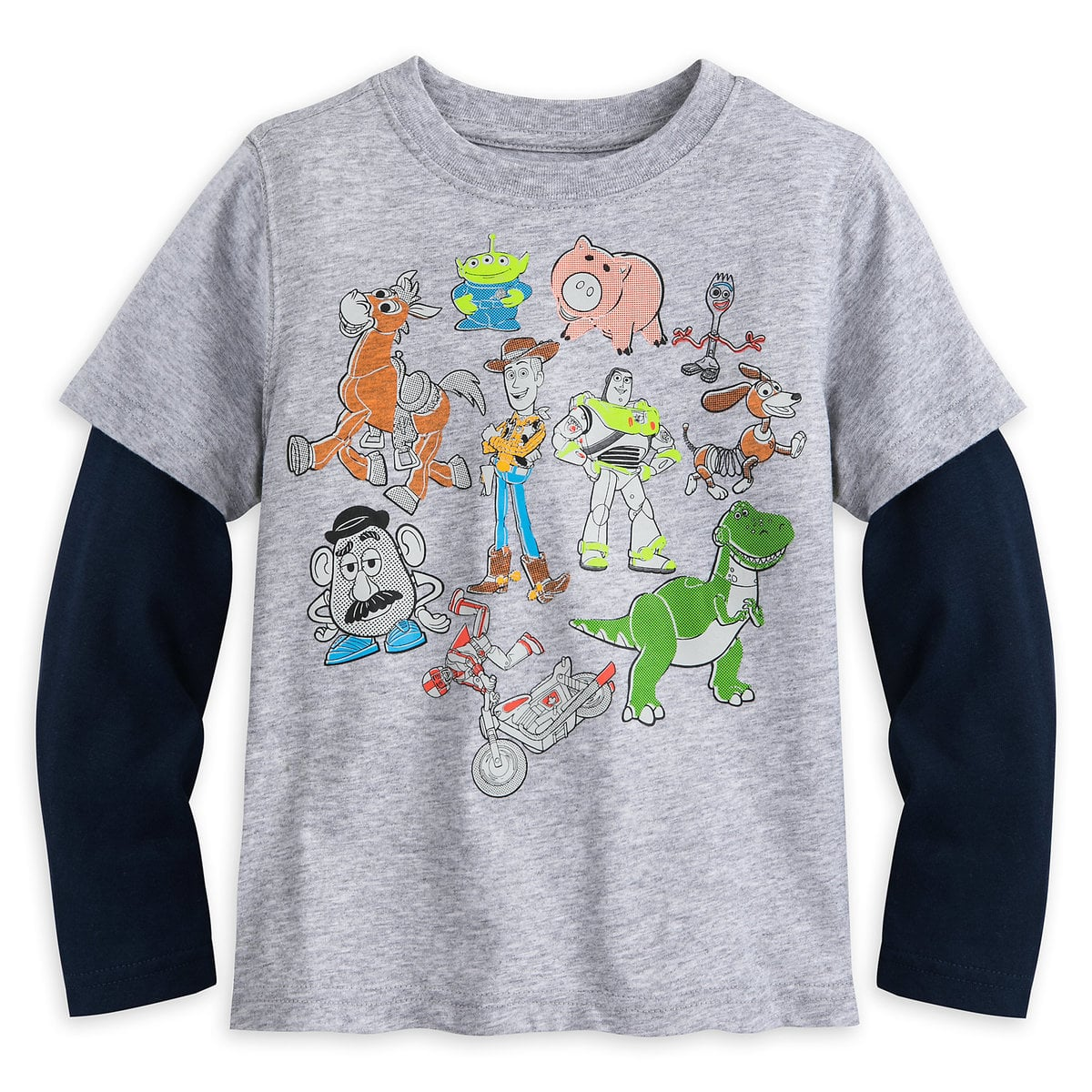 Toy Story 4 Layered T-Shirt