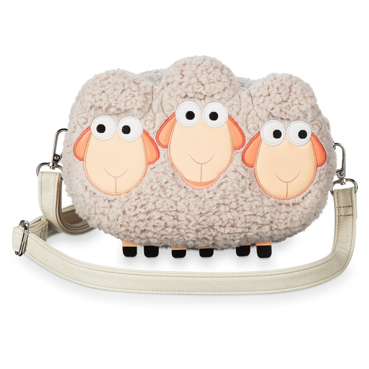 Billy, Goat, and Gruff Crossbody Bag