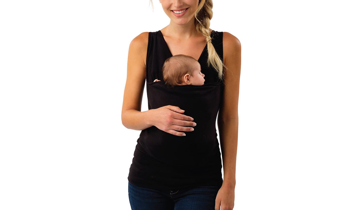 Skin-to-Skin Tops to Help New Parents Bond with Baby