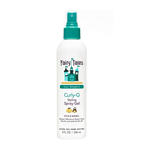 Fairy Tales Curly-Q Daily Styling Spray