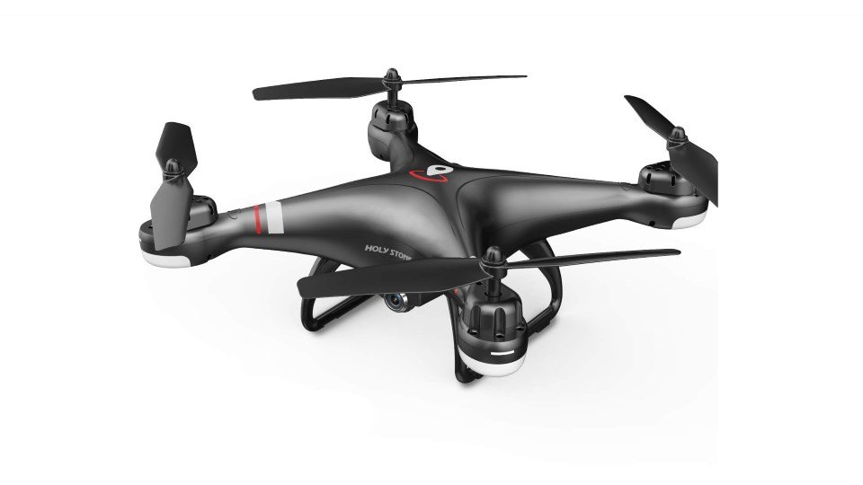 Holy Stone HS110G GPS Drone with 1080P Camera