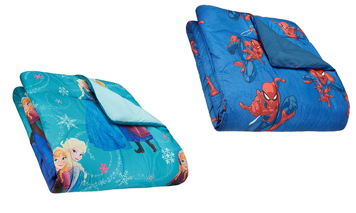 """Amazon Prime Day 2019: Let It Go with this """"Frozen"""" Kids Comforter"""