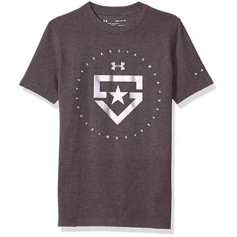 Under Armour Boys' Heater T-Shirt