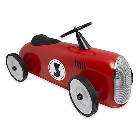 FAO Schwarz Ride-On Roadster Car for Kids