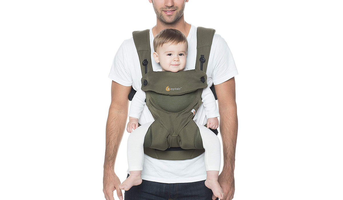 Ergobaby 360 Baby Carrier is on Major Sale During Amazon Prime Day