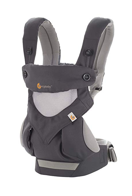Ergobaby 360 Baby Carrier with Cool Air Mesh