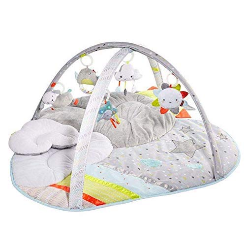 Skip Hop Silver Lining Cloud Baby Play Mat and Activity Gym