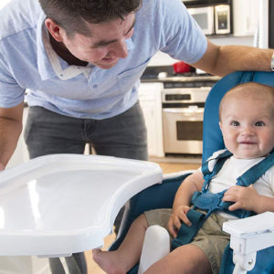 Grab the JOOVY Nook High Chair While It's Almost Half-Off During Amazon Prime Day