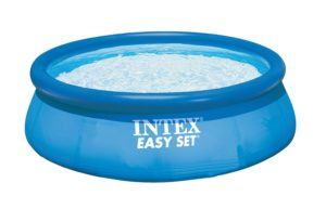 """Intex 12' x 30"""" Easy Set Inflatable Above Ground Swimming Pool"""