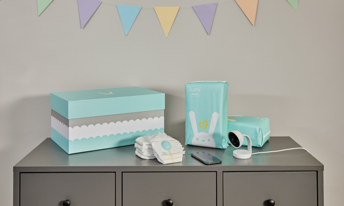 What is Lumi? Pampers Launches New All-in-One Care System for Babies