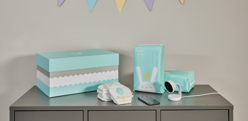 Trusted baby diaper brand Pampers is launching a new, innovative way to help parents care for babies. Lumi by Pampers helps you keep track of your baby's daily development through interconnected sensor technology, apps and a video monitor.   Lumi…
