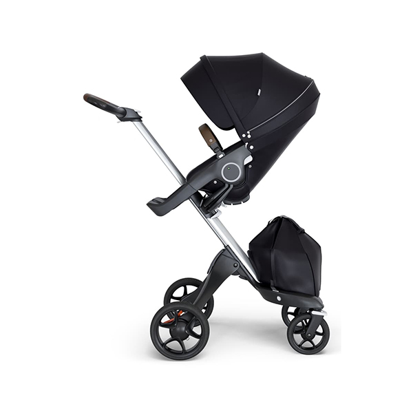 Stokke Xplory Silver Chassis Stroller