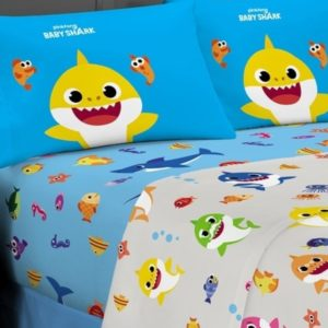 Walmart Is Selling Baby Shark Sheets And We Have To Admit…We're Obsessed!
