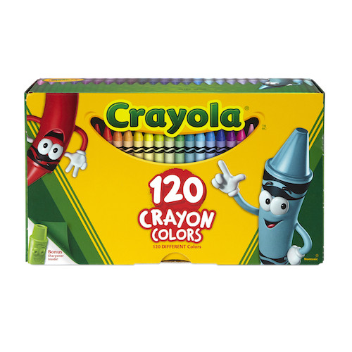 Crayola Giant Box of Crayons