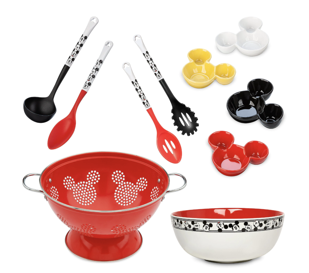 Disney Eats Mickey Minnie Mouse Collection