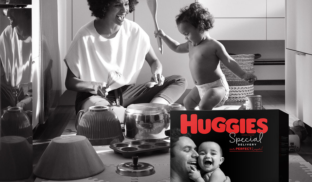 The New Huggies Line Features Their Softest, Most Stylish Diapers Ever