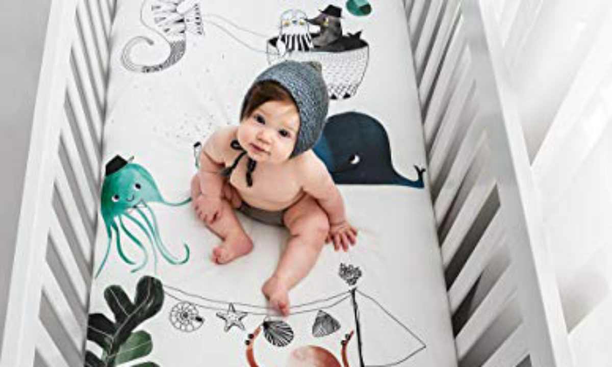 Get The Cutest Crib Sheets For Your Baby Parenting