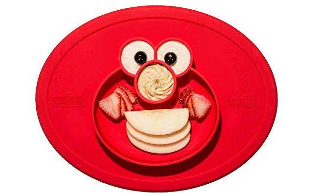 Ezpz Teams Up With Sesame Street For Some Cute Placemats