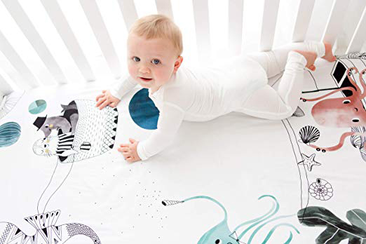 Parents have gotten really innovative when it comes to new and fun ways to take pictures of their babies, and it looks like brands are starting to catch on! One of the best places to take adorable pictures of your…
