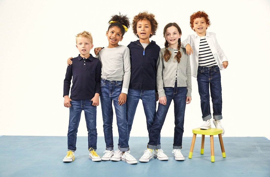 Popular Kid's Brand Primary is Feeling the Blues with a New Denim Launch Designed for Boys and Girls
