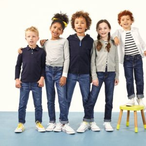 Popular Kid's Brand Primary is Feeling the Blues with a New Denim
