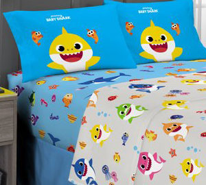 Walmart Is Selling Baby Shark Sheets And We Have To Admit...We're Obsessed!