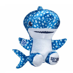 Build-A-Bear's Shark Week Collection Is Sure to Launch a Feeding Frenzy with Baby Shark Fanatics!
