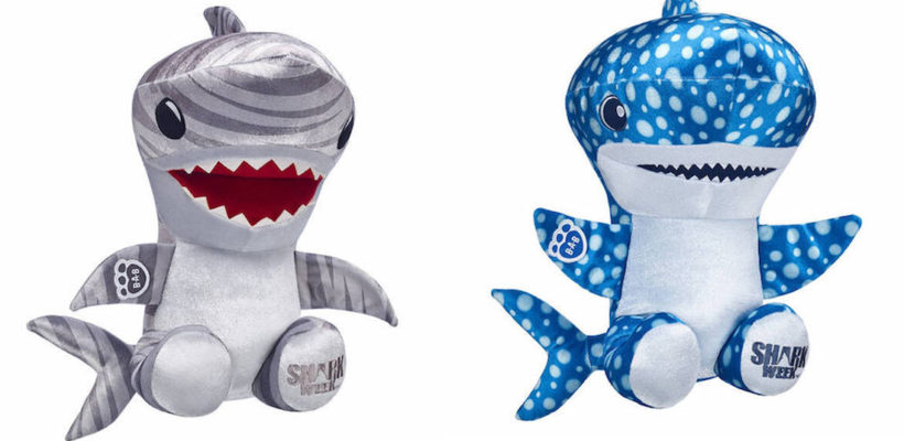 Just when you thought it was safe to go back in the mall, Build-A-Bear has released an adorable shark collection to celebrate Shark Week in collaboration with Discovery. Building on a wave of excitement for the summer event which starts…