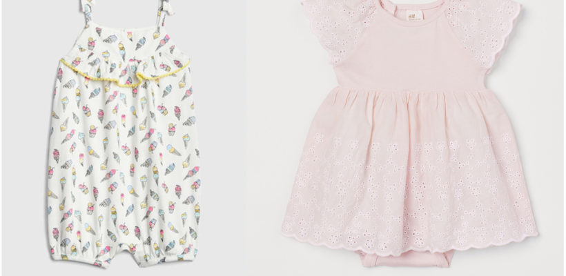 We're always on the hunt for the cutest clothing and accessories for babies and kids and can't help but fawn over these fabulous celebrity finds for their babes—from bibs and blankets to sweet summer outfits and PJs from popular online…