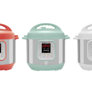 Instant Pot Just Released Three New Colors on Amazon—And One Color Is Currently On Sale
