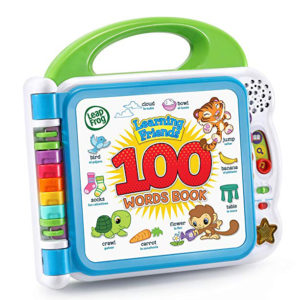 Get Your Toddler Ready For Preschool With This Interactive Book From Leap Frog