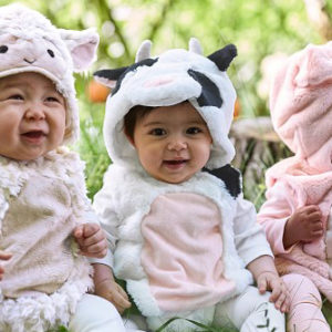 Pottery Barn Kids Just Released the Cutest Animal Costumes for Babies