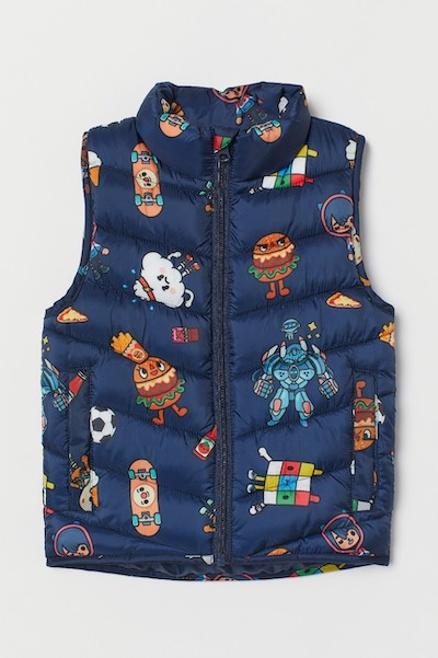 Toca Life x H&M Padded Vest