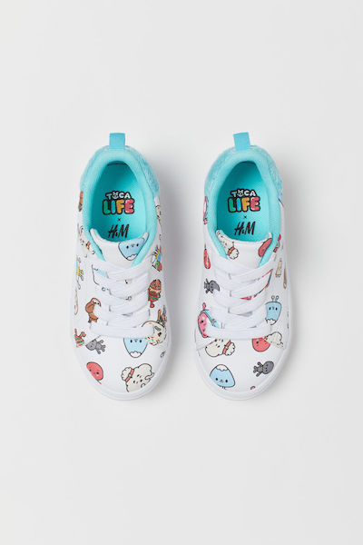 Toca Life x H&M Patterned Sneakers