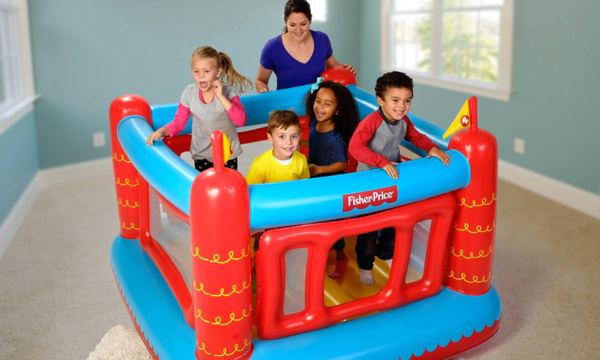 This At-Home Bouncy House Will Have You Ditching Expensive Party Rentals For Good