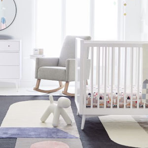 Pottery Barn Just Launched An It's A Small World Nursery Collection And It's Perfect