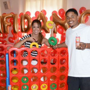 Horizon Organic Recently Launched The ConfiDANCE Movement With A Little Help From Brooke Burke And Sterling Shepard