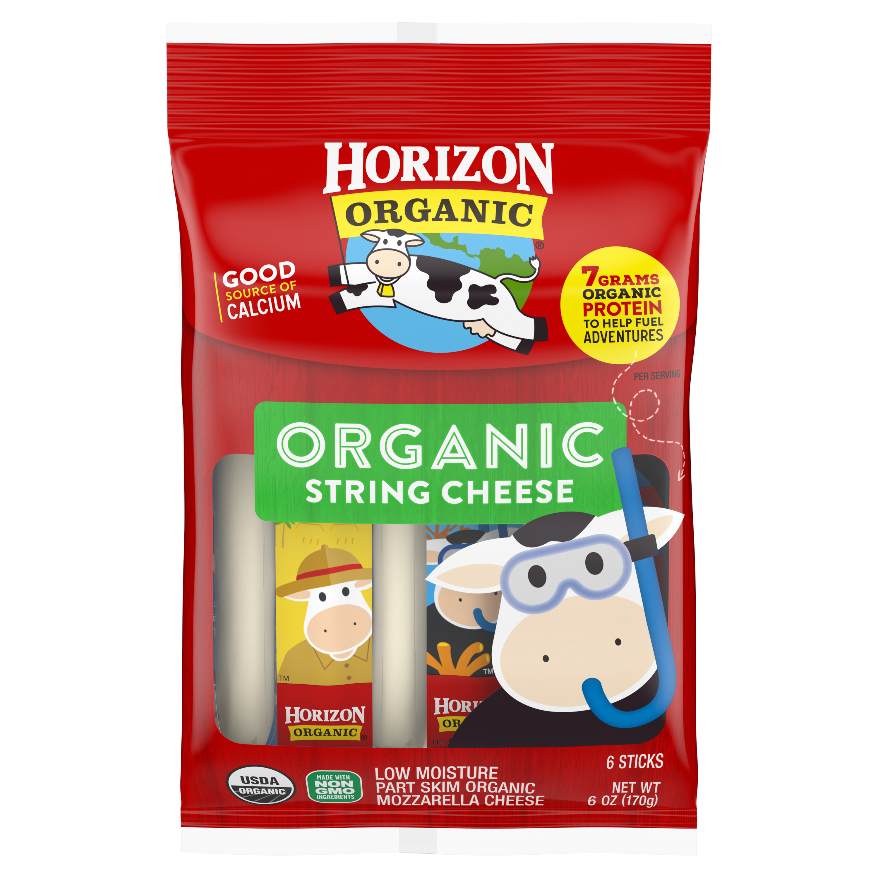 Horizon Organic Cheese Sticks