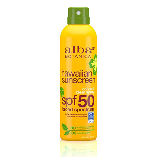Alba Natural Sunscreen