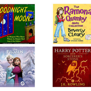 These Are The Most Popular Audio Books on Amazon To Listen To With Your Little One