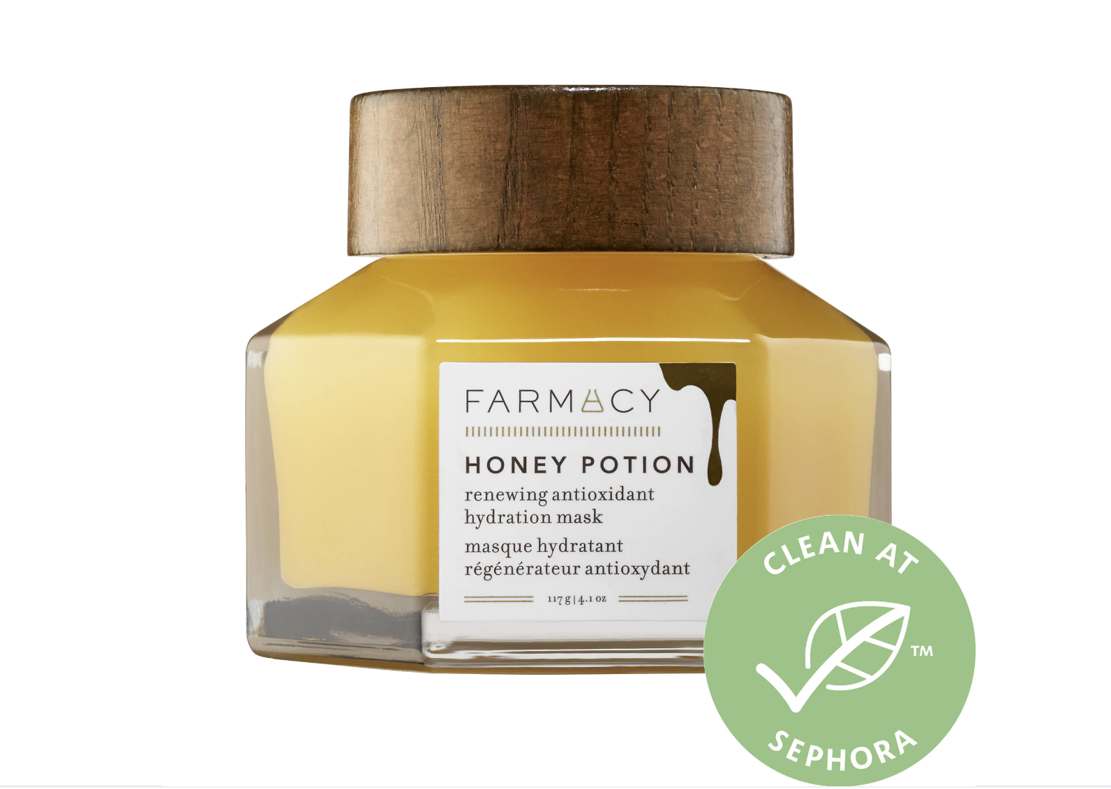 Our Similar Pick: Farmacy Honey Potion Renewing Antioxidant Hydration Mask