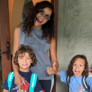 Dania Ramirez Shares Her Working Mom Must-Haves