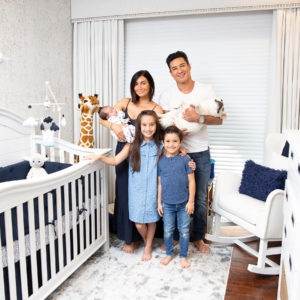 Courtney Lopez Shares Her Nursery Picks For Son Santino