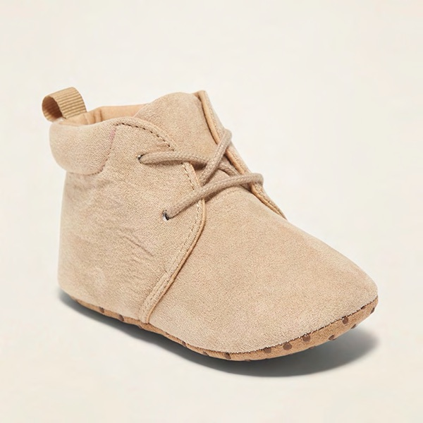 Old Navy Faux Suede Desert Boot for Babies