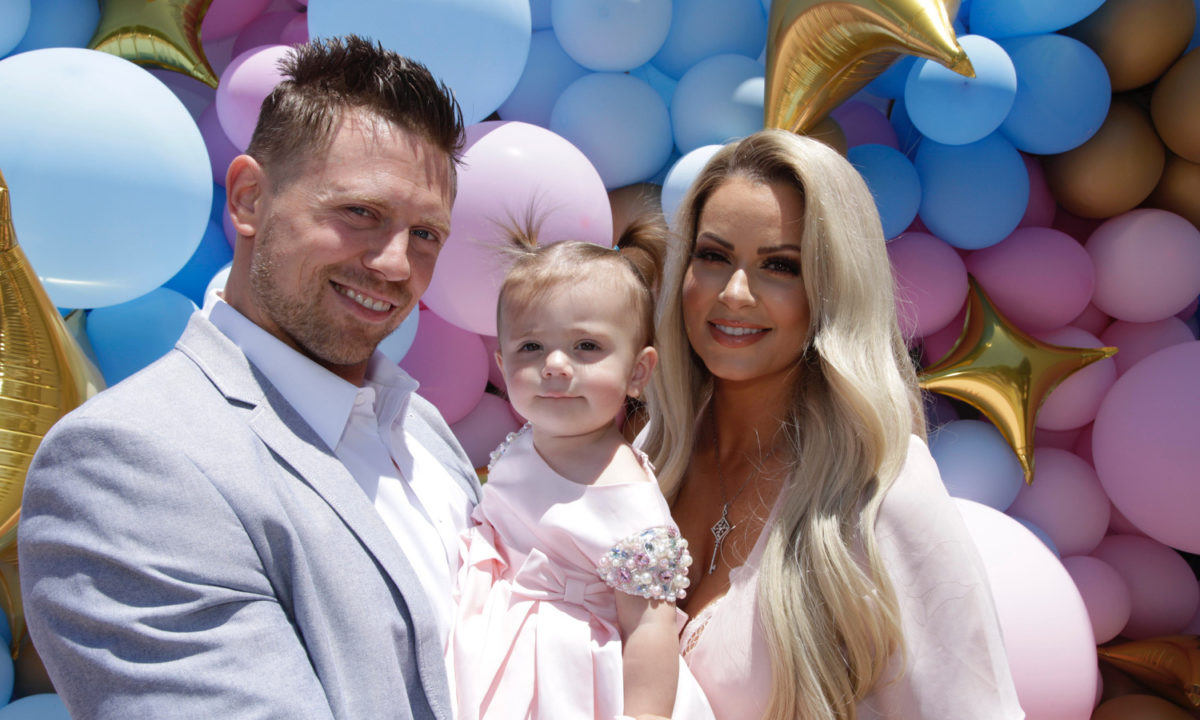 WWE Superstars The Miz & Maryse Talk Baby #2 And The Highlights Of Filming 'Miz & Mrs.'