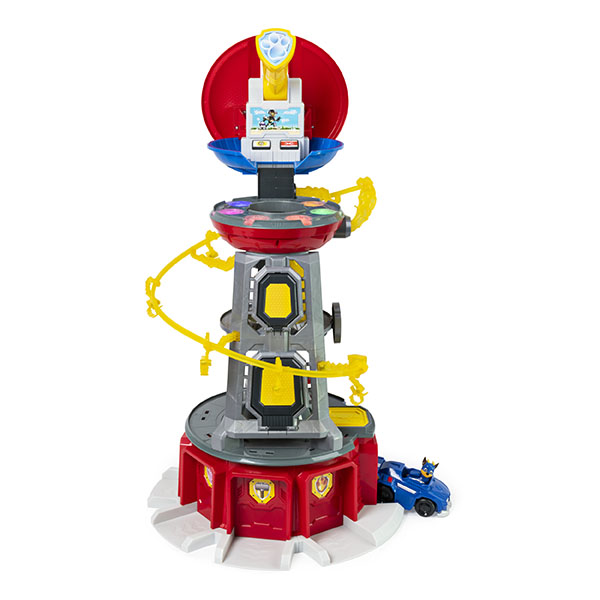 PAW Patrol Might Pups Super PAWs Lookout Tower Play Set