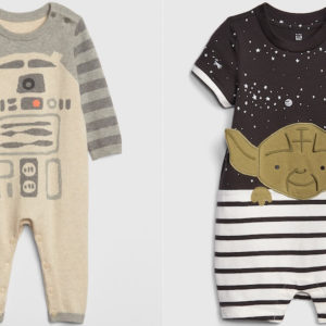 Baby Gap Has Launched An Amazing Star Wars Collection. Land This Adorable