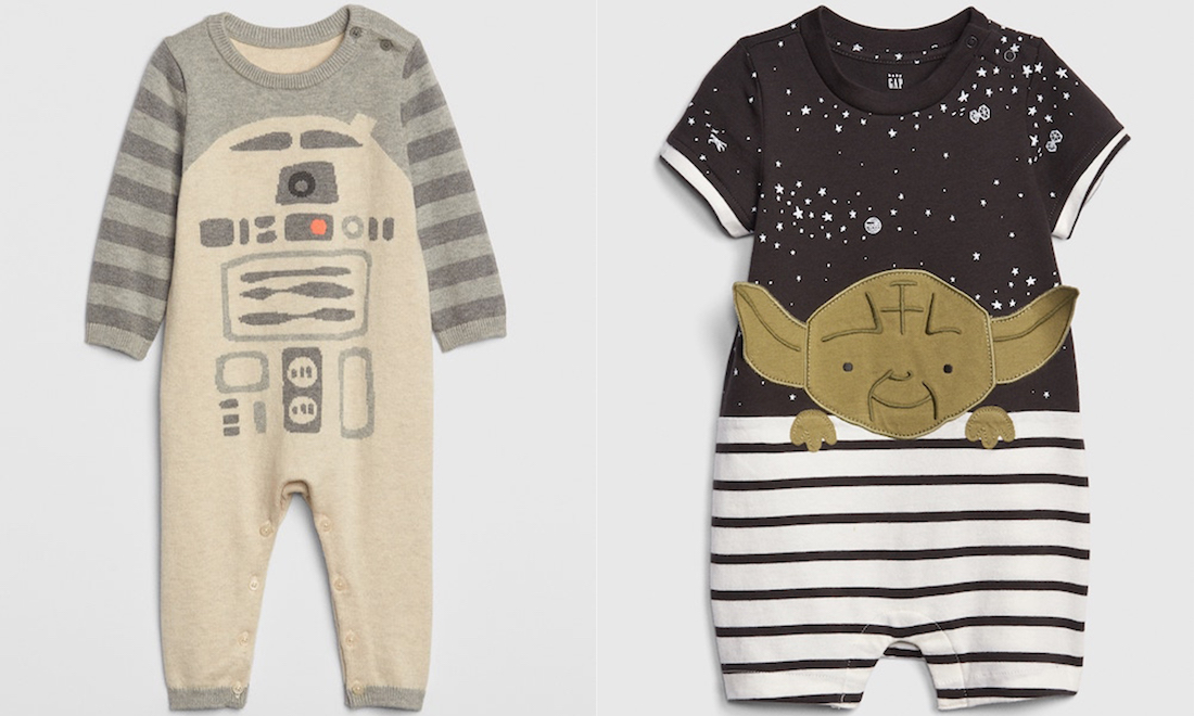 Baby Gap Has Launched An Amazing Star Wars Collection. Land This Adorable Gear Before It's Gone!